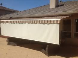 Installing Retractable Awning Retractable Awning With Drop Screen Install Fair Oaks All About