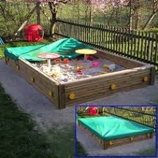 Build A Sandpit In Your Backyard This Is The Cutest Little Sandbox Plans To Build A 6 U0027 X 6