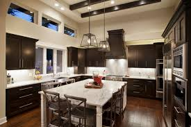 Light Kitchen Countertops Sweet Modern By Travis Creek Homes