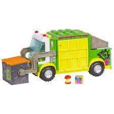 garbage trucks for kids surprise the grossery gang putrid power muck chuck garbage truck big w