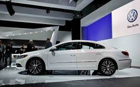 first look 2013 volkswagen cc automobile magazine