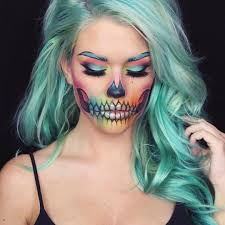 the 40 best halloween makeup looks according to pinterest