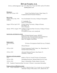 Example Of Resume Title by Bolariku Example Of Resume