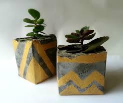concrete planters diy concrete planters 7 steps with pictures