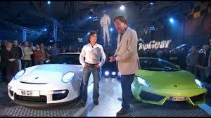 porsche lamborghini lamborghini gallardo lp560 4 v porsche 911 gt2 996 top gear