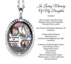 in loving memory charms in loving memory locket 34 99 stainless steel floating charms