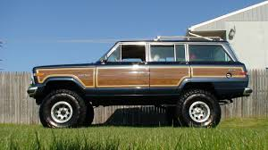 jeep wagoneer 1990 jeep wagoneer specs and photos strongauto