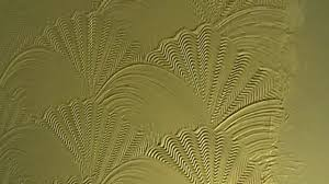 swirl brush oystershell texture comb combination wall pattern