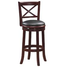 amazon com boraam 48629 georgia bar height swivel stool 29 inch