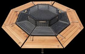 fire pit grill table combo lovely fire pit grill table a dining table firepit and grill in e