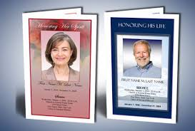 funeral programs sles templates for obituary programs images exle resume ideas