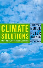 Blue Door Barnes by Climate Solutions A Citizen U0027s Guide Peter Barnes Bill Mckibben