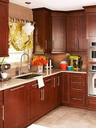 Best  Cherry Kitchen Ideas On Pinterest Cherry Kitchen - Kitchen with cherry cabinets
