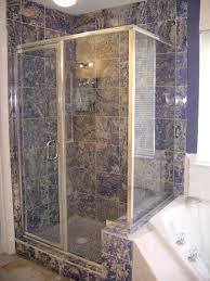 Frame Shower Door Framed Enclosures Glass Services Inc Fayetteville Ga