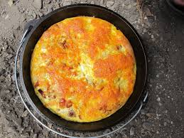 byu dutch oven and camp cooking dutch oven breakfast casserole