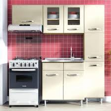 Ikea Move Over Bertolini Steel Kitchens Introduces Affordable - Retro metal kitchen cabinets
