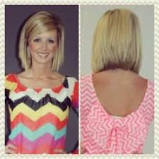 long stacked haircut pictures long bob stacked possibly my next hair cut super cute i would