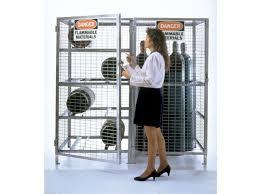 Outdoor Storage Cabinet Gas Cylinder Cabinet Outdoor Storage 8 Horizontal Lp And 9