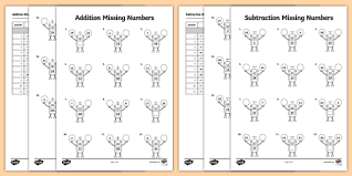 ks2 subtraction activity sheets primary resources page 1