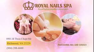 royal nails u0026 spa promo video youtube