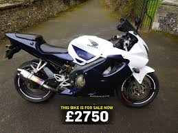 bike of the day honda cbr600f mcn