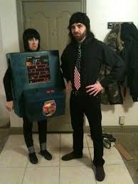 top video game character halloween costumes joystick division