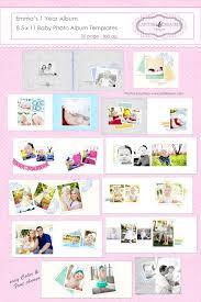 8 5 x 11 photo album 20 premium photo albums templates