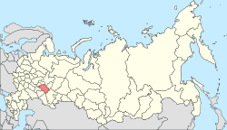 map of kazan kazan