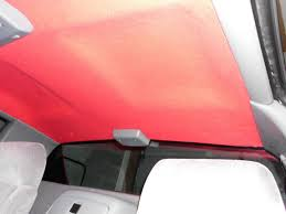 Do It Yourself Car Upholstery Diy Headliner Brand New Using White Glue For Under 10