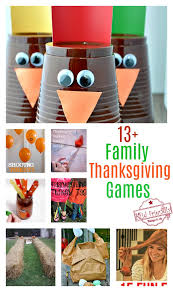 13 really thanksgiving family to play for