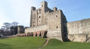 Historical Castles by Rochester Castle Norman Connections Discover Norman History