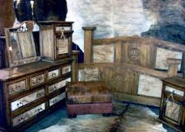 COWHIDE FURNITURE WESTERN STYLE FURNITURE WE BEAT FREE SHIPPING - Cowhide bedroom furniture