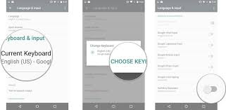 android change keyboard how to change the keyboard on your android phone android central