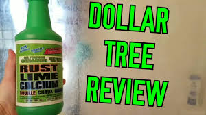 awesome all purpose cleaner dollar tree review rust lime calcium remover