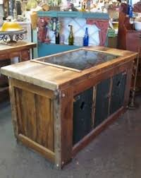 kitchen island made from reclaimed wood custom wood kitchen islands 64 deluxe custom kitchen island