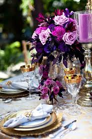 Purple Flower Centerpieces by 355 Best Low Centerpieces Images On Pinterest Marriage