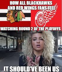 Chicago Blackhawks Memes - at least red wings fans arent alone now haha chicago imgflip