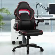 Armchair Racing Life Carver High Back Racing Sport Gaming Chair Recliner Pu
