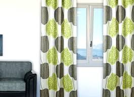 Grey And Green Curtains Green Curtains Ea Green Ready Made Curtains A Bright And