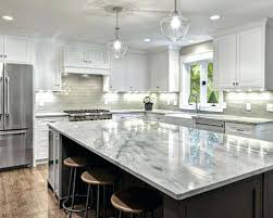 gray and white kitchens white cabinets grey countertops smarttechs info