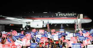 will donald trump use air force one