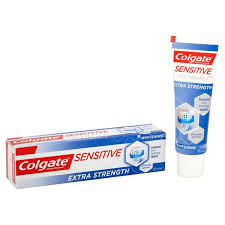 toothpaste whitening colgate sensitive pro relief extra strength whitening toothpaste