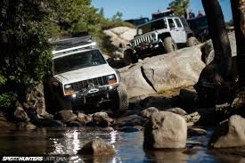 baja jeep cherokee off road adventuring on the rubicon trail speedhunters