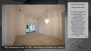 1903 rosewood way 1903 palm beach gardens fl 33418 youtube