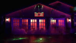 decorations lasers fog neon