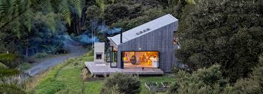 ltd architectural builds u0027back country house u0027 in new zealand