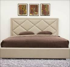 bedroom marvelous white wood headboard full tufted headboard