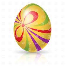 gift easter egg vector clipart image 7849 u2013 rfclipart