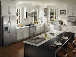 kitchen remodeling u2014 metropolitan paint and home improvements inc