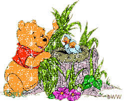 glitter gif picgifs winnie pooh 948043